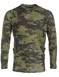 Men's Top Hunting Leisure Sports Waterproof Windproof Wearable Breathable Spring Summer Winter Fall/Autumn