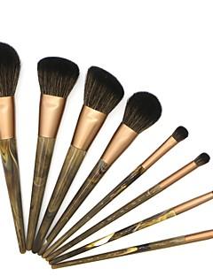 cheap Makeup Brush Sets-8pcs Foundation Brush Powder Brush Lip Brush Eyeshadow Brush Blush Brush Makeup Brush Set Others Synthetic Hair Nylon Squirrel