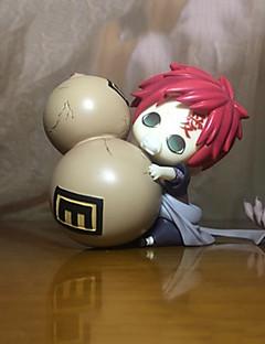 billige Anime cosplay-Anime Action Figurer Inspirert av Naruto Hokage PVC CM Modell Leker Dukke Herre Dame