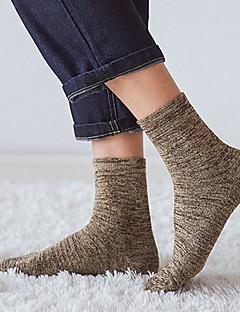 billige Sokker og strømper til damer-Herre Sokker-Stripet,Klassisk Varm