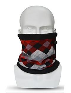 billige Sykkelklær-Ansiktsmaske Alle årstider Sykling Hold Varm Avslappet Sykling / Sykkel Unisex Polyester/Bomull Mønster