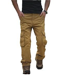 tanie Turystyczne spodnie i szorty-Męskie Spodnie turystyczne Na wolnym powietrzu Trener, Chodzenie Spodnie Wędkarstwo / Ćwiczenia na zewnątrz / Kemping