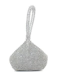 お買い得  卒業パーティードレス&アクセサリー-女性用 バッグ シルク イブニングバッグ パール装飾 ゴールド / シルバー