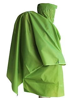 tanie Odzież turystyczna-Dla obu płci Dlouhá pláštěnka Na wolnym powietrzu Ochrona przed deszczem Topy Water Proof / Dowód deszcz Ćwiczenia na zewnątrz