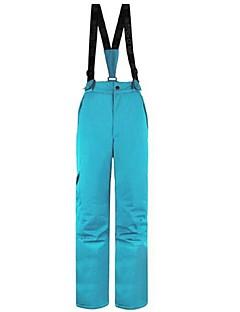 お買い得  スキーウェア-女性用 スキーパンツ ウォーム 防水 防風 耐久性 スキー 通気性 スキー キャンピング&ハイキング 戸外運動 ウィンタースポーツ ポリエステル