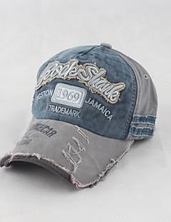 billige Trendy hatter-Herre Kontor Fritid Solhatt Baseballcaps - Elegant, Grafisk Bomull