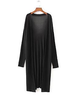 baratos Suéteres de Mulher-Mulheres Básico Carregam - Sólido