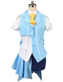 """billige Anime Kostymer-Inspirert av Programmene Frontier Cosplay Anime  """"Cosplay-kostymer"""" Cosplay Klær Annen Kortermet Halsklut / Trøye / Topp Til Herre / Dame"""
