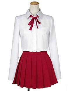 """billige Anime cosplay-Inspirert av Himouto Cosplay Anime  """"Cosplay-kostymer"""" Cosplay Klær Annen Langermet Halsklut Genser Skjørte Til Herre Dame"""