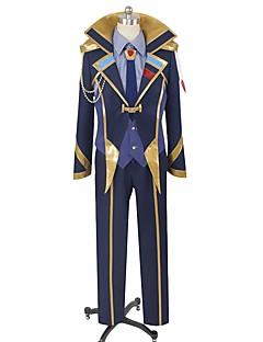 """billige Anime cosplay-Inspirert av Programmene Frontier Cosplay Anime  """"Cosplay-kostymer"""" Cosplay Klær Annen Langermet Frakk / Vest / Trøye Til Herre / Dame Halloween-kostymer"""