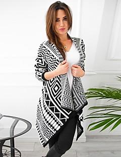 baratos Suéteres de Mulher-Mulheres Fofo Activo Carregam - Geométrica