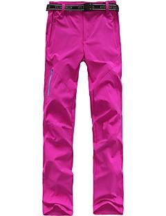 baratos Calças e Shorts para Trilhas-Mulheres Calças de Trilha Ao ar livre Secagem Rápida, Respirabilidade, Redutor de Suor Calças Exercicio Exterior / Multi-Esporte