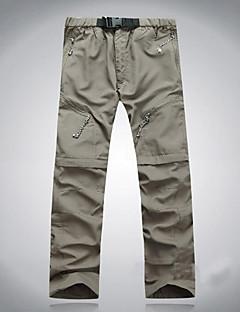 tanie Turystyczne spodnie i szorty-Dla obu płci Turistické kalhoty Na wolnym powietrzu Lekki, Antypoślizgowy, Szybkie wysychanie Szorty / Spodnie / Doły Piesze wycieczki / Ćwiczenia na zewnątrz / Kemping / Odporny na UV