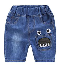 billige Jeans til drenge-Baby Drenge Patchwork Jeans