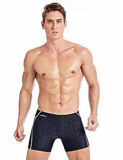 billiga Sportbadkläder-Herr Badshorts Vattentät, Bekväm Nylon / Elastan Badkläder Standkläder Boardshorts Simmning / Dykning