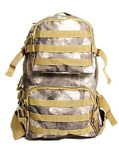 billiga Ryggsäckar och väskor-55 L Ryggsäckar - Snabb tork, Bärbar Utomhus Camping Nylon Armégrön, Kamoflage, Khaki grön