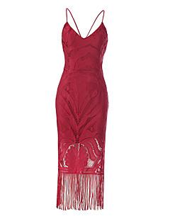 baratos Vestidos de Festa-Mulheres Tubinho Vestido Sólido Altura dos Joelhos