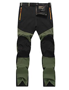 baratos Calças e Shorts para Trilhas-Homens Calças de Trilha Ao ar livre Leve, Secagem Rápida, Vestível Calças Pesca / Com Stretch