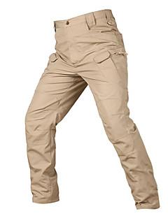 tanie Turystyczne spodnie i szorty-Męskie Spodnie turystyczne Na wolnym powietrzu Szybkie wysychanie, Oddychalność, Zdatny do noszenia Wiosna, jesień, zima, lato Spodnie, Doły Piesze wycieczki Ćwiczenia na zewnątrz Multisport L XL XXL