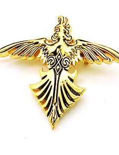 billige Anime cosplay-Emblem / Mer Tilbehør Inspirert av Final Fantasy Yuna Anime Cosplay-tilbehør Emblem Legering