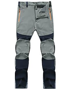 tanie Turystyczne spodnie i szorty-Męskie Spodnie turystyczne Na wolnym powietrzu Lekki, Szybkie wysychanie, Zdatny do noszenia Spodnie Wędkarstwo / Elastyczny
