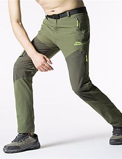 tanie Turystyczne spodnie i szorty-Męskie Spodnie turystyczne Na wolnym powietrzu Odporność na wiatr, Ochrona przed deszczem, Szybkie wysychanie Doły Piesze wycieczki / Ćwiczenia na zewnątrz / Elastyczny