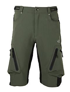 baratos Calças e Shorts para Trilhas-Homens Shorts de Trilha Ao ar livre Secagem Rápida, Reduz a Irritação Elastano Calças Exercicio Exterior