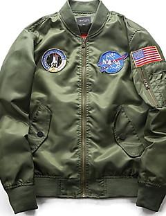 economico Giacche e cappotti da Uomo-Giubbino Per uomo Essenziale - Americano / Stati Uniti d'America Collage