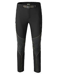 baratos Calças e Shorts para Trilhas-Homens Calças de Trilha Ao ar livre Leve, Secagem Rápida, Respirabilidade Elastano Calças Equitação / Exercicio Exterior