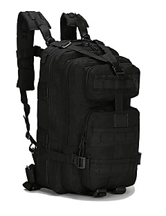 billiga Ryggsäckar och väskor-30 L Ryggsäckar - Lättvikt, Anti-halk, Bärbar Utomhus Jakt, Fiske, Camping oxford Armégrön, Kamoflage, Slumpmässig färg
