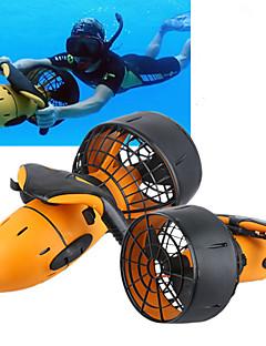 Χαμηλού Κόστους Σέρφινγκ, καταδύσεις και ψαροντούφεκο-Water Propeller - Μπαταρία - Ανθεκτικό Κολύμβηση, Καταδύσεις, Ψαροντούφεκο PP+ABS  Για την Ενήλικες