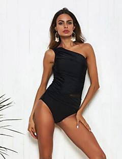 billige Bikinier og damemote 2017-Dame En del Underbukser Ensfarget