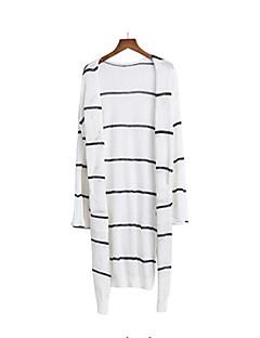 baratos Suéteres de Mulher-Mulheres Moda de Rua Carregam - Quadriculada