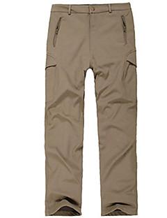 tanie Turystyczne spodnie i szorty-Męskie Spodnie turystyczne Na wolnym powietrzu Wiatroodporna, Szybkie wysychanie, Zdatny do noszenia Spandeks Spodnie Piesze wycieczki / Ćwiczenia na zewnątrz