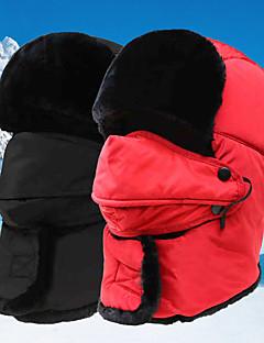 billiga Skid- och snowboardkläder-Skidor Skalle Mössa / Skyddsmask mot Förorening Skidmask Vandringskeps Herr / Dam Vindtät / Regnsäker / Håller värmen Snowboard POLY Skidåkning / Cykling / Cykel / Camping / Vandring / Grottkrypning