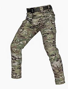tanie Turystyczne spodnie i szorty-Męskie Spodnie turystyczne Na wolnym powietrzu Szybkie wysychanie, Oddychalność, Zdatny do noszenia Jesień, Wiosna, Lato Spodnie, Doły Piesze wycieczki Wspinaczka Ćwiczenia na zewnątrz XXXL 4XL 5XL