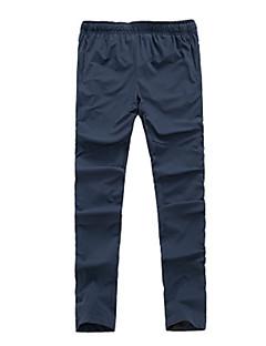 baratos Calças e Shorts para Trilhas-Homens Calças de Trilha Ao ar livre Secagem Rápida, Respirabilidade Calças Equitação / Exercicio Exterior / Caminhada