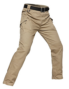 tanie Odzież turystyczna-Męskie Spodnie turystyczne Na wolnym powietrzu Szybkie wysychanie, Oddychalność, Zdatny do noszenia Spodnie Piesze wycieczki / Wspinaczka / Ćwiczenia na zewnątrz