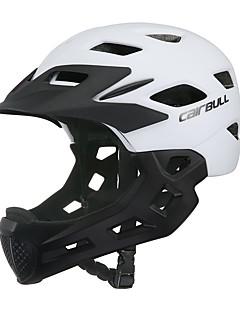 billiga Cykling-CAIRBULL Barn cykelhjälm / BMX Hjälm 16 Ventiler ESP+PC, PC sporter Skridskoåkning / Utomhusträning / Cykling / Cykel - Röd / Blå / Rosa Unisex