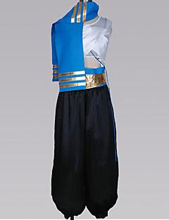 """billige Anime Kostymer-Inspirert av Gratis! Haruka Nanase Anime  """"Cosplay-kostymer"""" Cosplay Klær Fargeblokk / Enkel Topp / Bukser / Mer Tilbehør Til Herre / Dame"""
