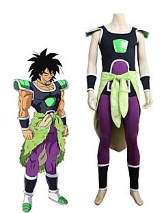 """billige Anime Kostymer-Inspirert av Dragon Ball Cosplay Anime  """"Cosplay-kostymer"""" Cosplay Klær Annen Ermeløs Other / Topp / Bukser Til Unisex"""
