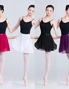 tanie Stroje baletowe-Balet Doły Damskie Szkolenie / Spektakl Elastyna / Lycra Szarfy / Wstążki / Gore Natutalne Spódnice