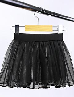 tanie Stroje baletowe-Balet Doły Dla dziewczynek Szkolenie / Spektakl Elastyna / Lycra Warstwowane Natutalne Spódnice