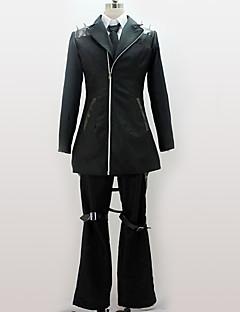 """billige Anime Kostymer-Inspirert av Vokaloid Cosplay Anime  """"Cosplay-kostymer"""" Cosplay Klær Ensfarget / Moderne Topp / Bukser / Mer Tilbehør Til Herre / Dame"""
