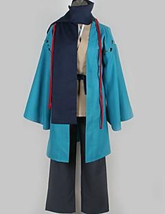 """billige Anime Kostymer-Inspirert av Nurarihyon barnebarn Cosplay Anime  """"Cosplay-kostymer"""" Cosplay Klær Ensfarget Frakk / Topp / Bukser Til Herre / Dame"""