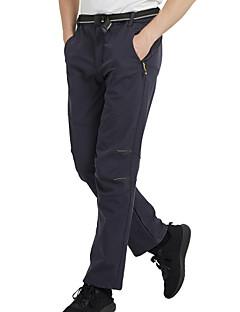 tanie Turystyczne spodnie i szorty-Męskie Spodnie turystyczne Na wolnym powietrzu Anatomiczny kształt, Oddychalność, Zdatny do noszenia Jesień, Zima Spandeks Spodnie Wspinaczka Ćwiczenia na zewnątrz Kemping M L XL - FLYGAGa
