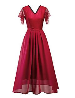 economico Vestiti vintage-Per donna Linea A Vestito Medio e2e41d52f09