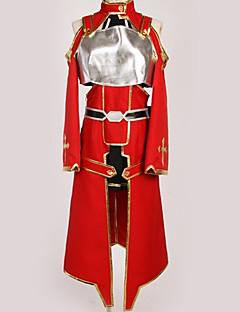 """billige Anime Kostymer-Inspirert av Sword Art Online Silica Anime  """"Cosplay-kostymer"""" Cosplay Klær Spesielt design Topp / Skjørte / Mer Tilbehør Til Herre / Dame"""
