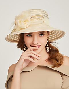 Per donna Attivo   Vacanze Cappello di paglia A strisce   Fantasia floreale eab077924003