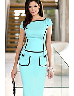 cheap Women  039 s Dresses-Women  039 s Elegant Bodycon Dress 871b2d77e57f